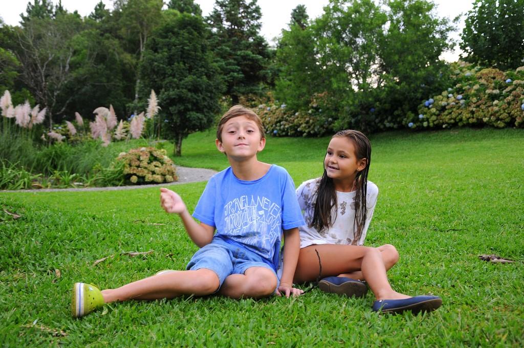 Crianças - Hotel Bangalôs da Serra #CurtaSuaFamilia #HotelSustentavel #TurismoVerde #TravelersChoice #EcoLider #Gramado