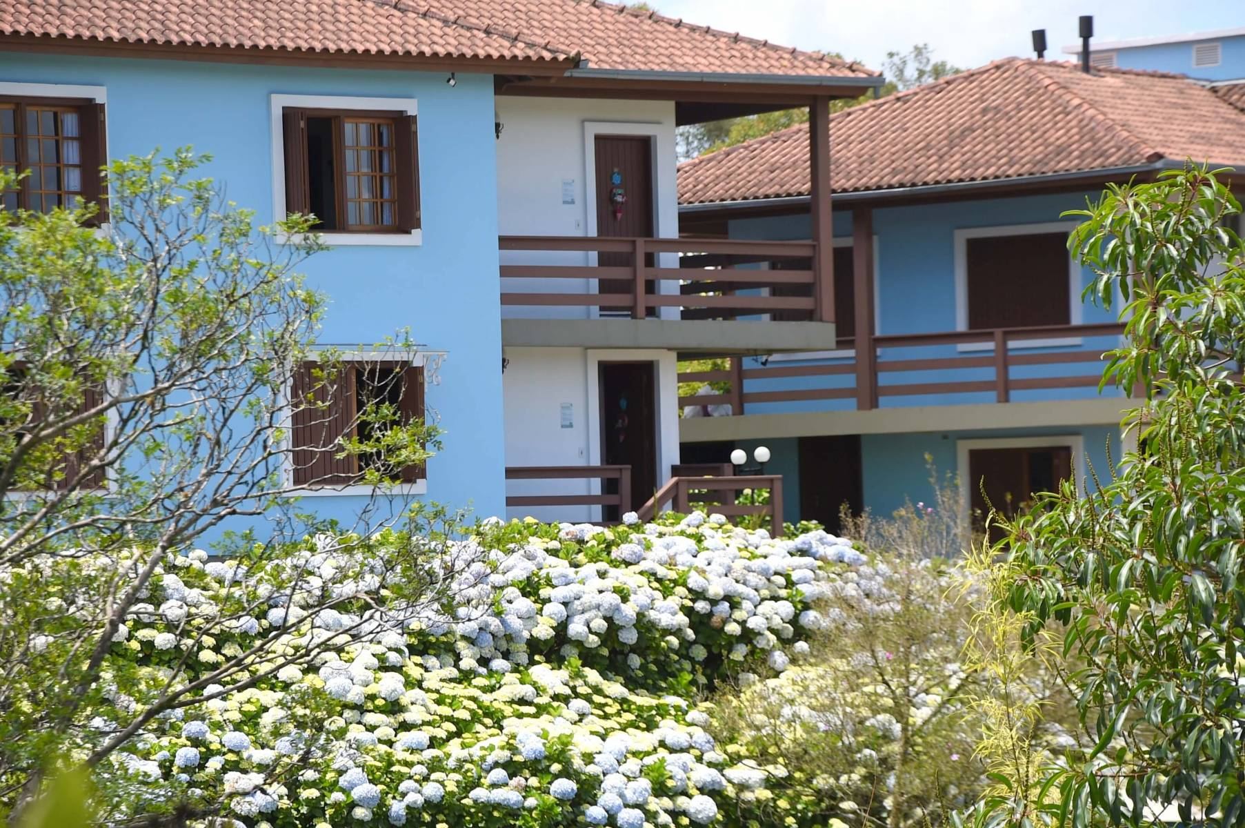 Bangalô Hortênsia - Hotel Bangalôs da Serra #CurtaSuaFamilia #HotelSustentavel #TurismoVerde #TravelersChoice #EcoLider #Gramado