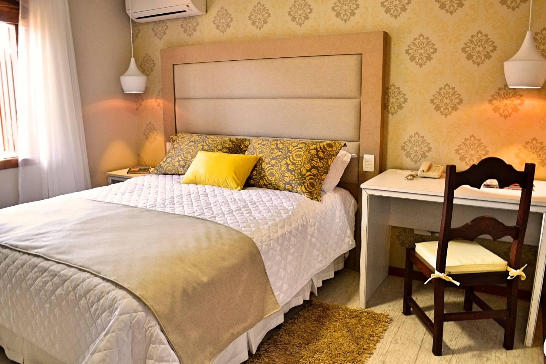 Bangalô Ipê - Hotel Bangalôs da Serra #CurtaSuaFamilia #HotelSustentavel #TurismoVerde #TravelersChoice #EcoLider #Gramado