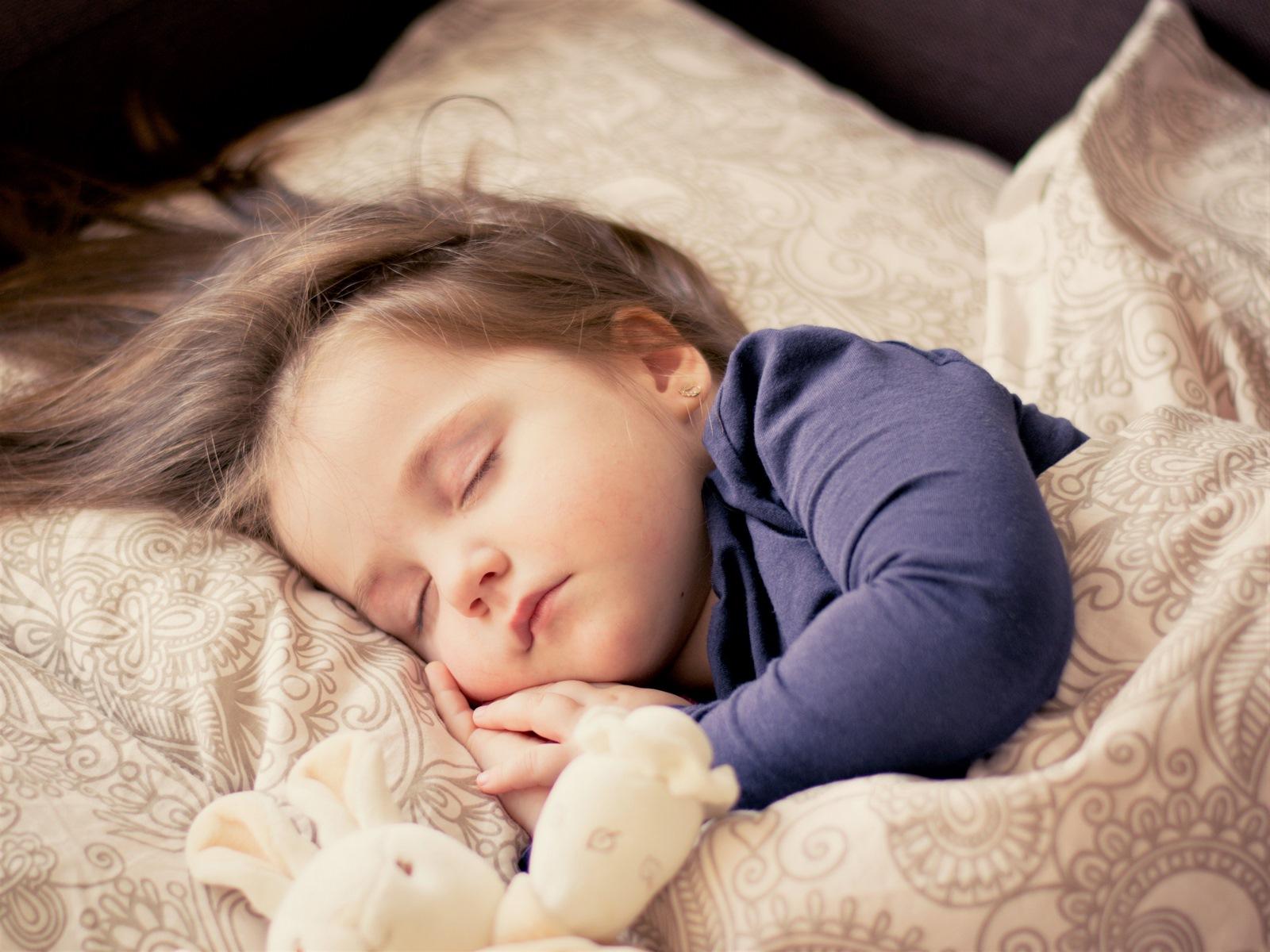 Criança Durmindo