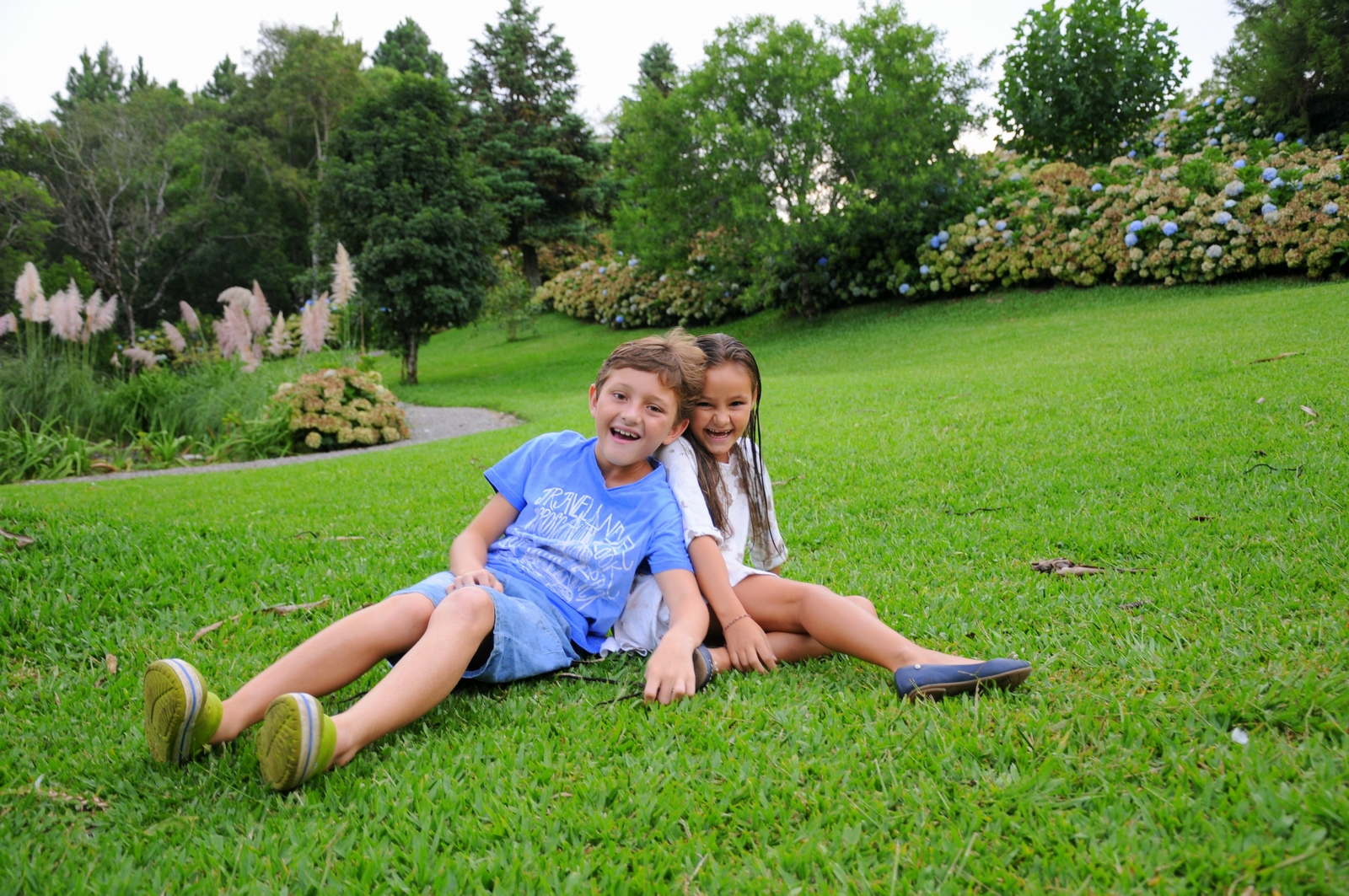 Crianças - PlayGround - Jardim