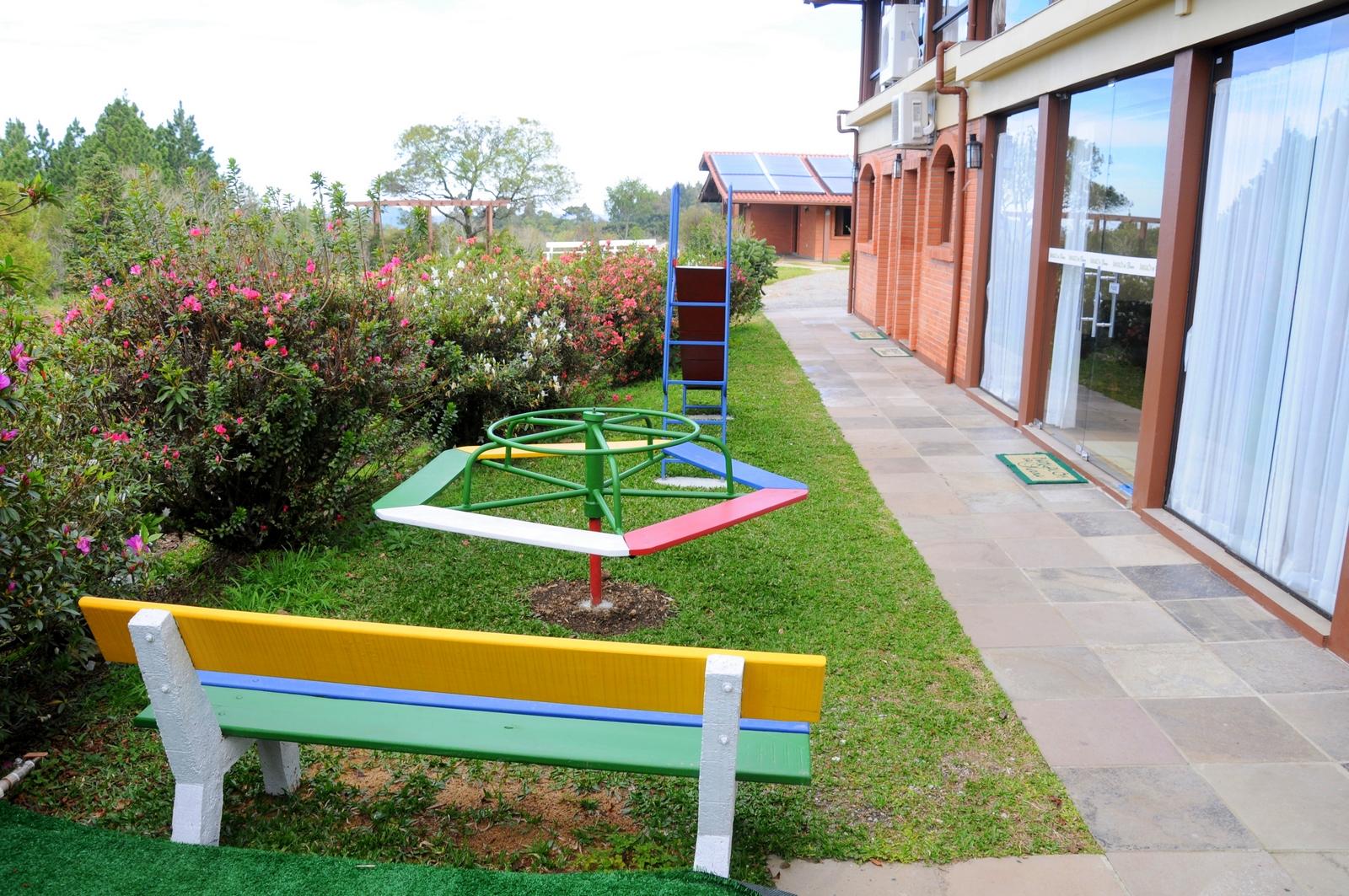 PlayGround - Jardim