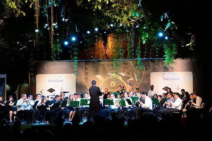 Gramado in Concert