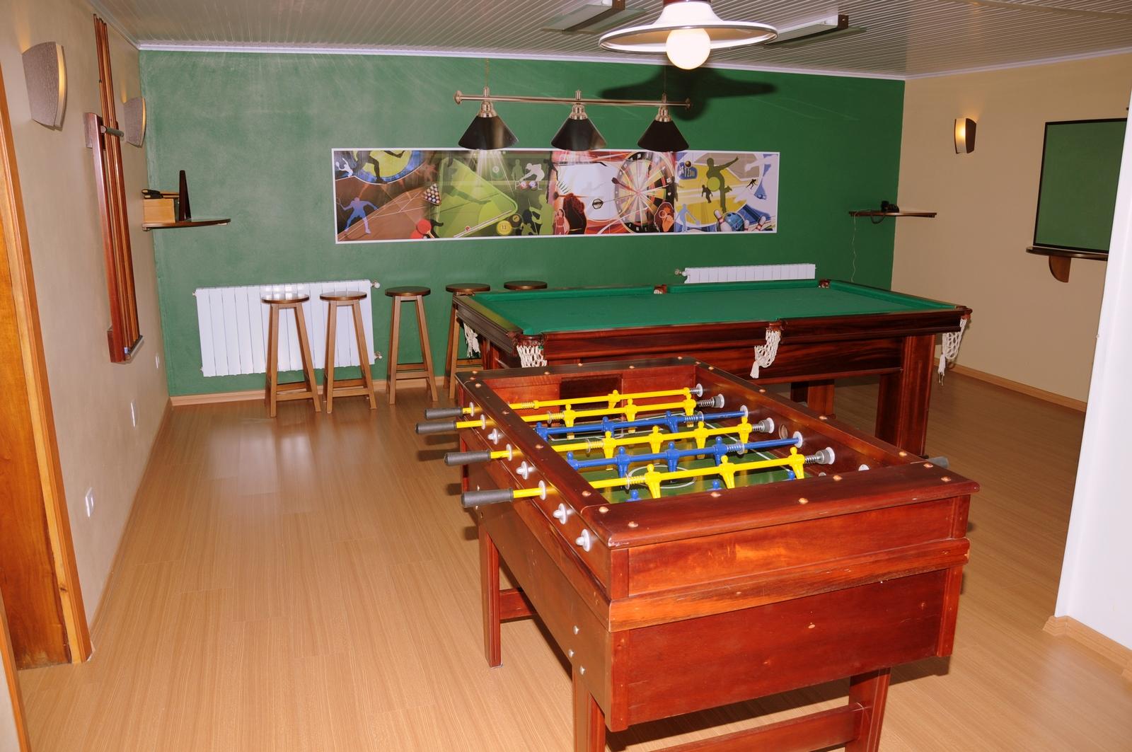 Sala de Jogos - Hotel Bangalôs da Serra :: Gramado