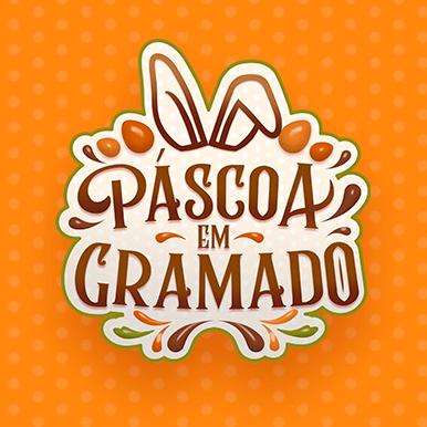 Pascoa Gramado Logo