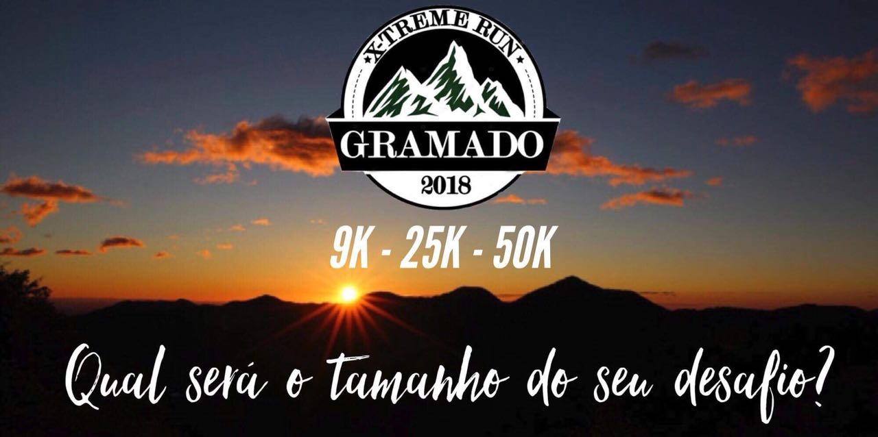 Banner X-Treme Run Gramado 2018