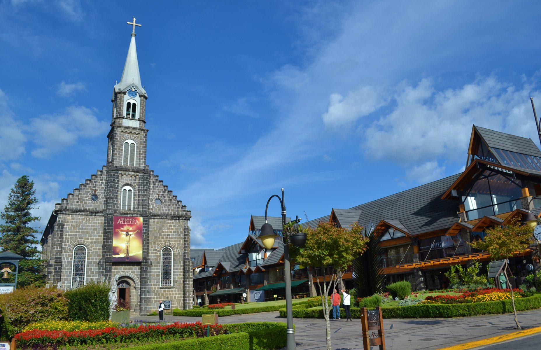 Igreja Matriz - Gramado - Foto: Ana Pacheco