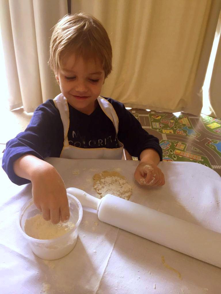 Michele Mae de Dois – Criancas Redes (4) – Mini Pizza