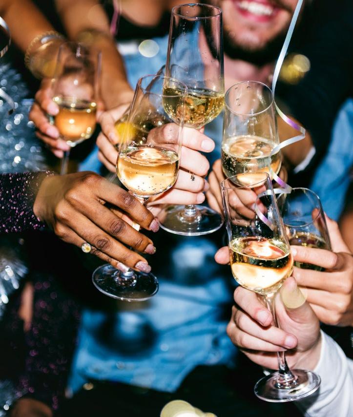 Champagne Espumante
