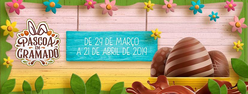Pascoa em Gramado 2019