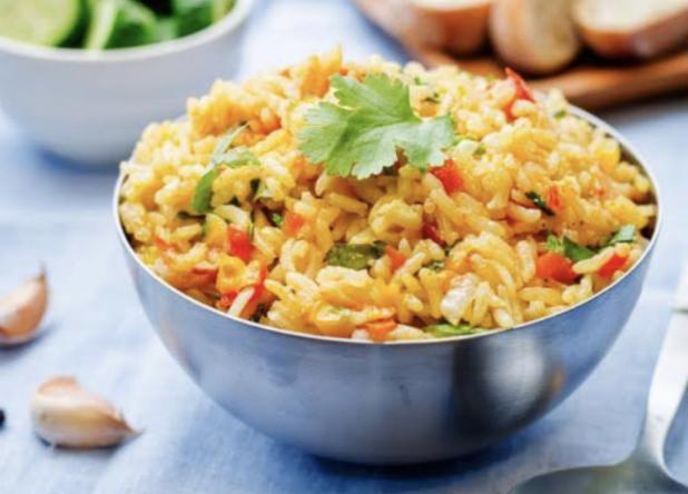 Arroz, do simples arroz branco ao sofisticado risoto, sempre uma excelente opção