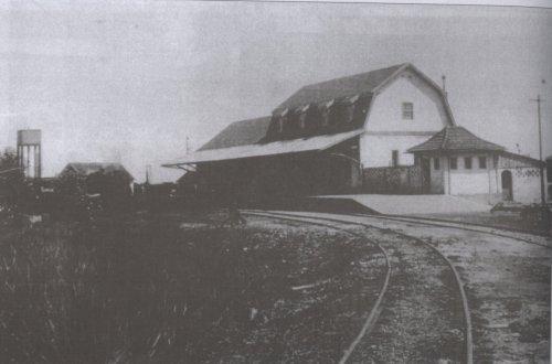 História da Ferrovia Taquara - Canela na Serra Gaúcha :: Hotel Bangalôs da Serra