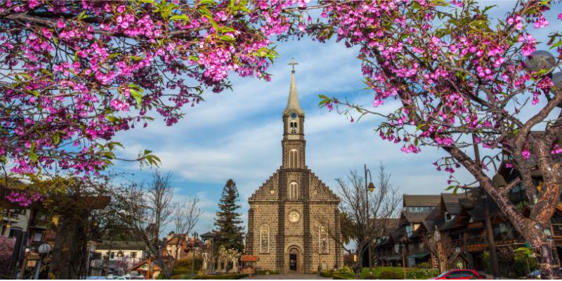Igreja de São Pedro – Gramado – Cleiton Thiele