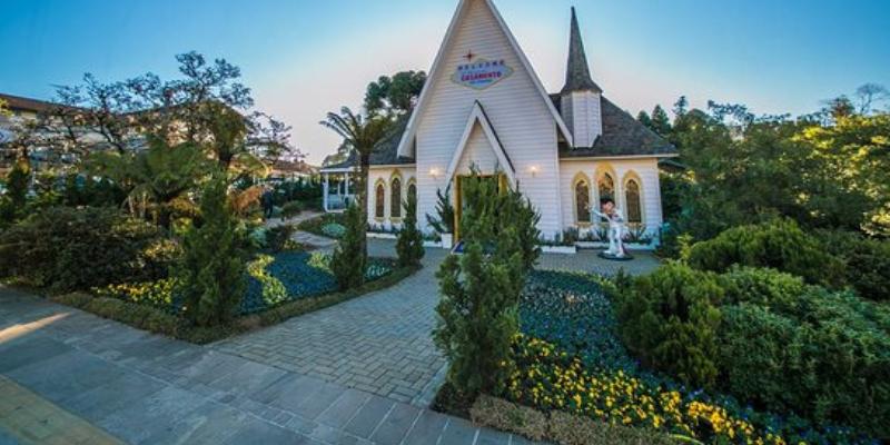 Igreja do Elvis – Gramado – RS