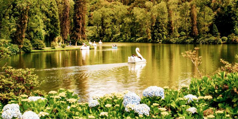 Lago Negro – Gramado RS