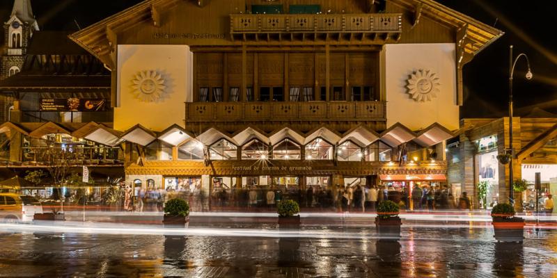 Palácio dos Festivais – Gramado RS – Eu Amo Gramado Oficial