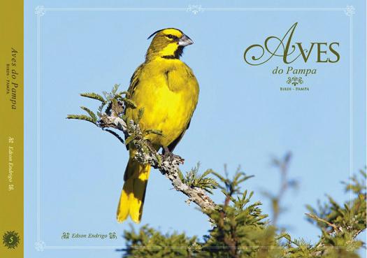 Livro Aves do Pampa de Edson Endrigo
