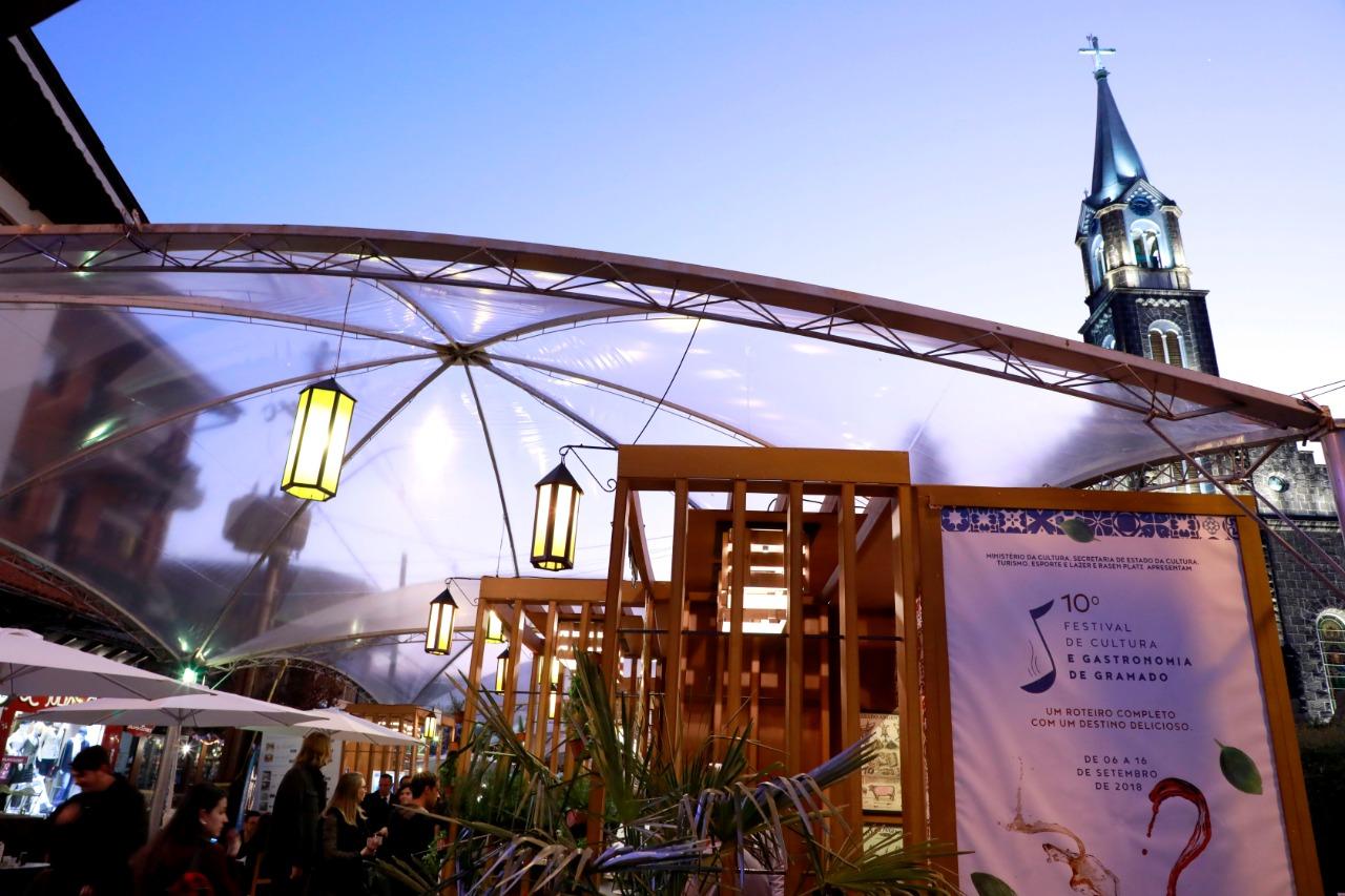 Festival de Cultura e Gastronomia em Gramado