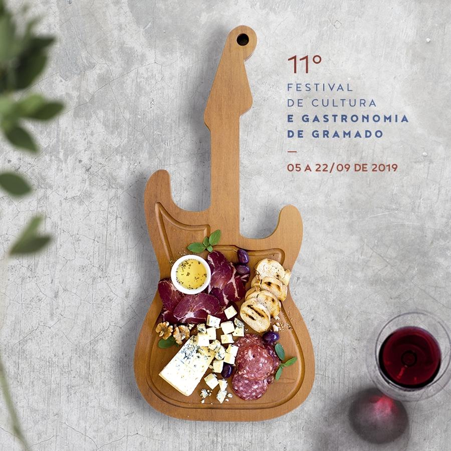 O Festival de Cultura e Gastronomia de Gramado 2019