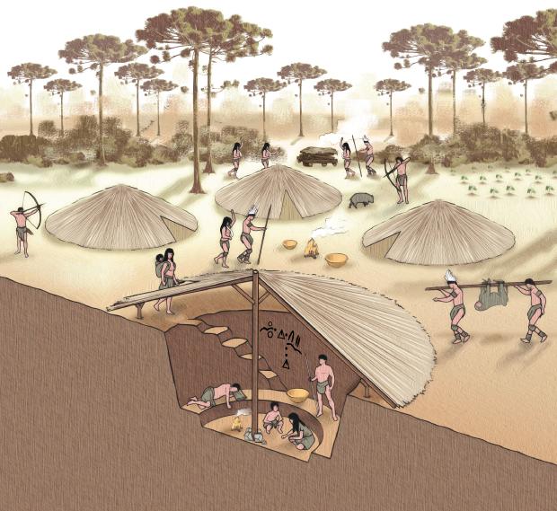 Os Primeiros Habitantes da Serra Gaúcha - Hotel Bangalôs da Serra de Gramado