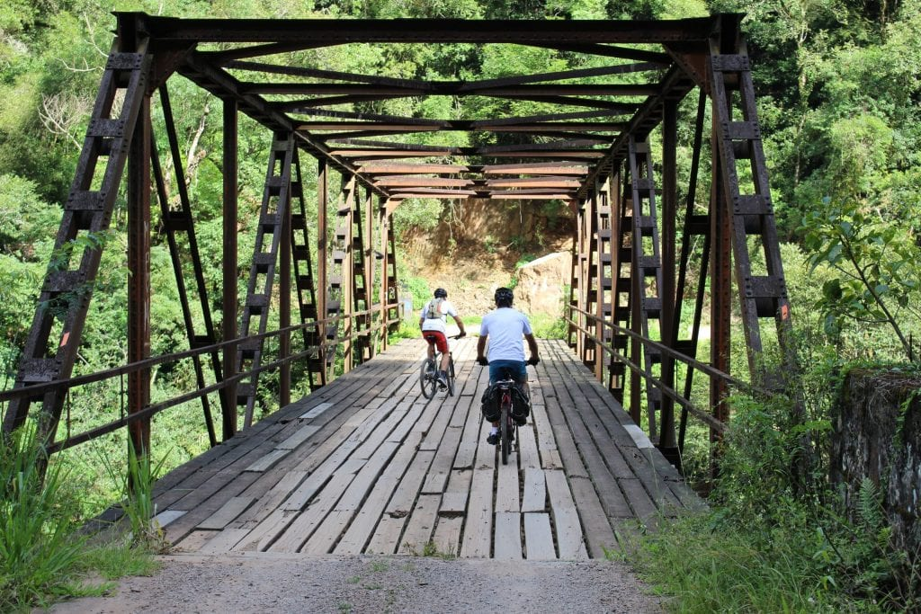 Ciclo Turismo em Gramado