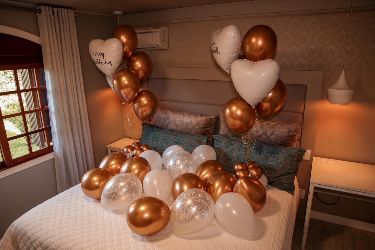 Celebre a vida com balões personalizados.