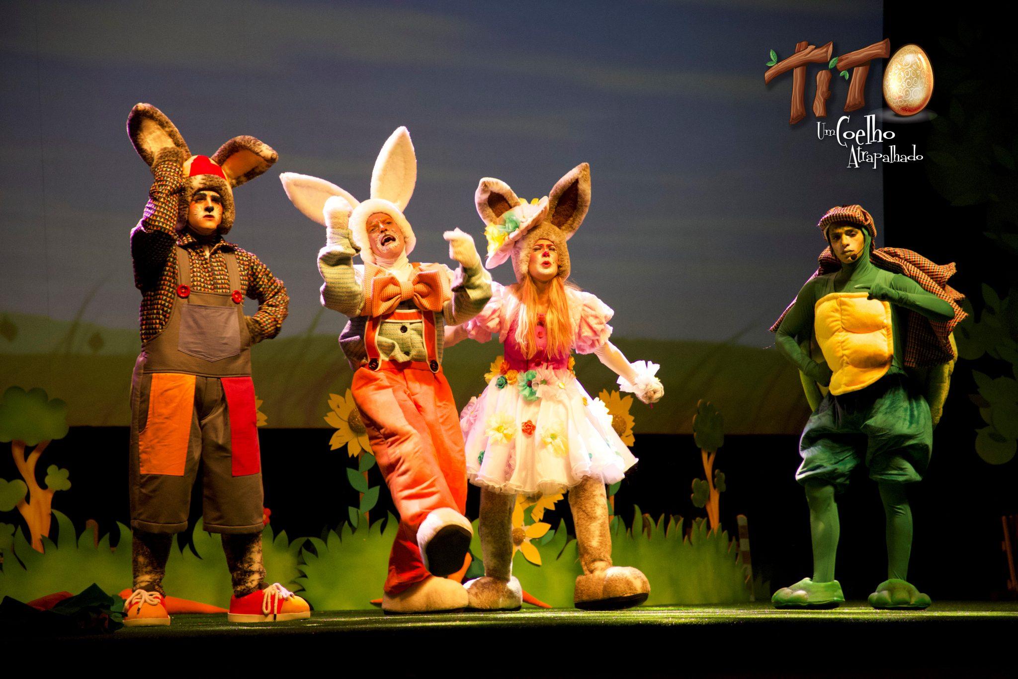 Espetáculo que acontece durante a Páscoa em Gramado 2021, de 13 de março à 04 de abril.